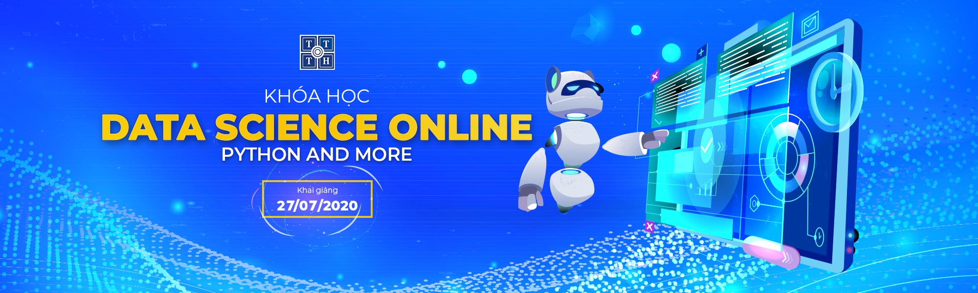 Khóa học Data Science Online