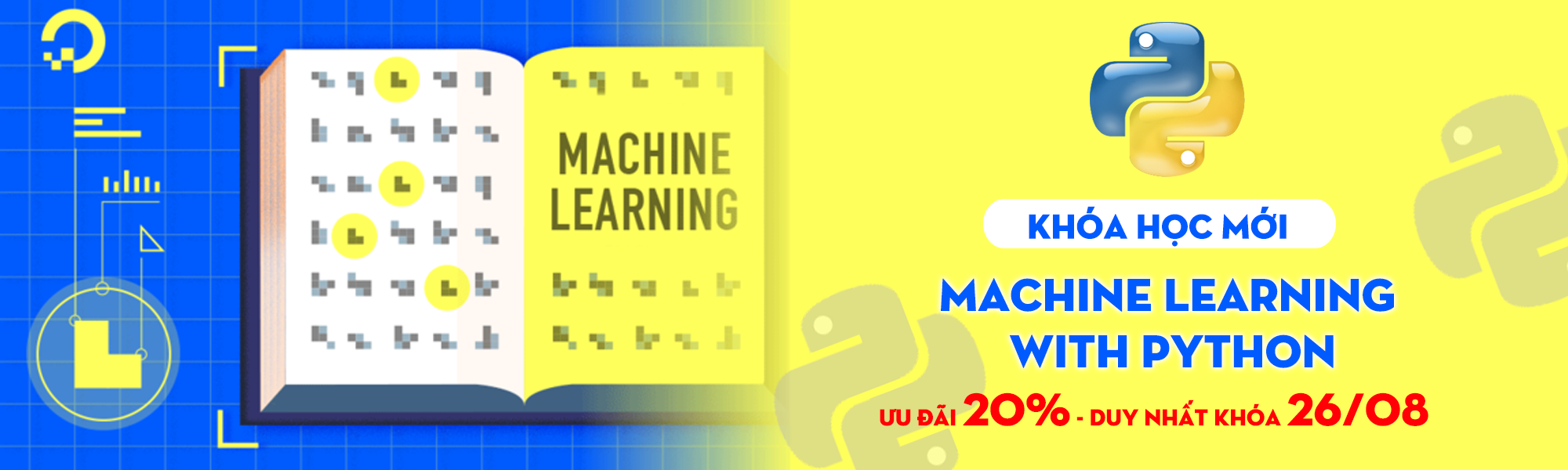 Khóa học Machine Learning with Python