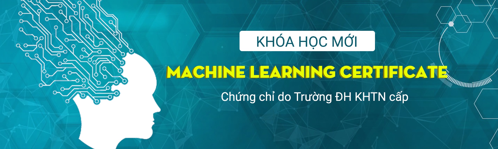 Machine Learning Certificate