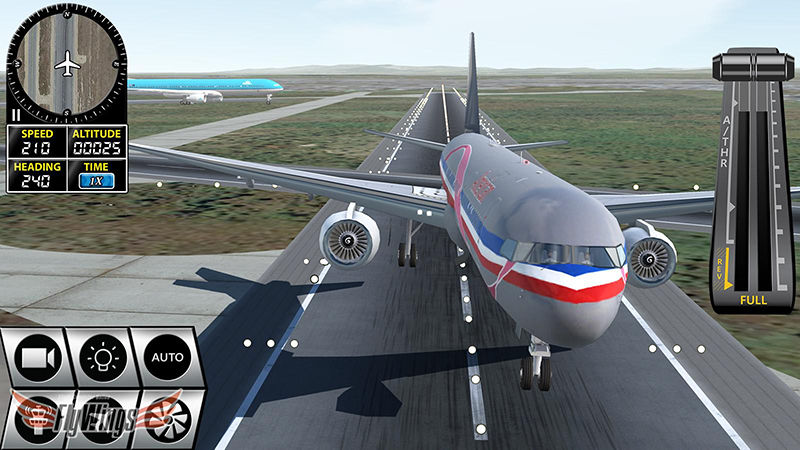 Game mô phỏng: Flight Simulator